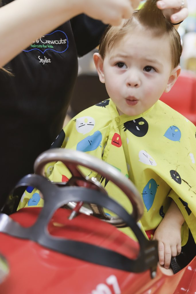 Tips For A Stress Free Toddler Haircut